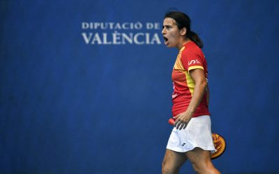 The 30-meter Fronton World Cup begins with the Spanish victory