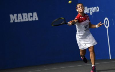 The Spanish team adapts to the new frontons with victories